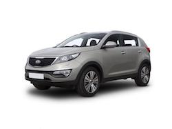 Used Kia Sportage cars for sale in Manchester