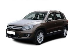 Used Volkswagen Tiguan cars for sale in Manchester